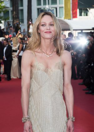 Vanessa Paradis - 'The Unknown Girl' Premiere at 2016 Cannes Film Festival