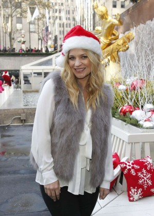 Vanessa Ray - ABC Family's 2015 Winter Wonderland in NYC