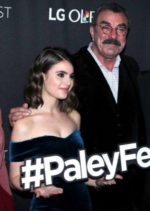 Vanessa Ray Blue Bloods Screening At Paleyfest Ny 2017
