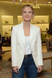 Vanessa Ray - Bridget Moynahan's Our Shoes, Our Selves Book Launch in NY