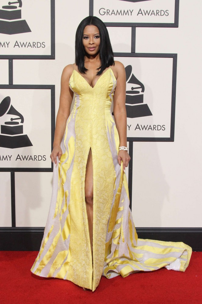 Vanessa Simmons - 2016 GRAMMY Awards in Los Angeles