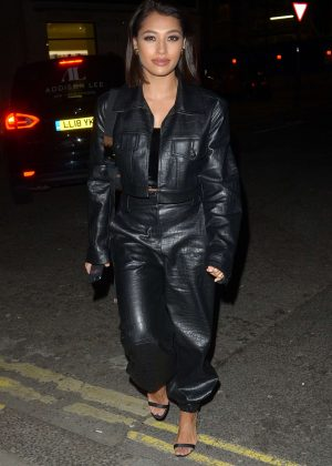Vanessa White - Christian Louboutin Party in London