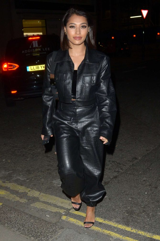 Vanessa White – Christian Louboutin Party in London