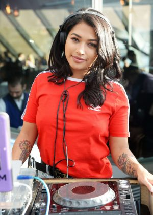 Vanessa White - Madison Summer Party in London