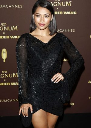 Vanessa White - Magnum x Alexander Wang Party at 2018 Cannes Film Festival