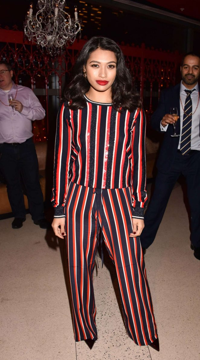 Vanessa White - Sushi Samba x Cool Earth Carnival Party in London