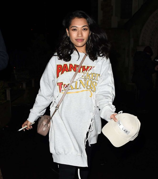 Vanessa White - Una Fodens Gig In London