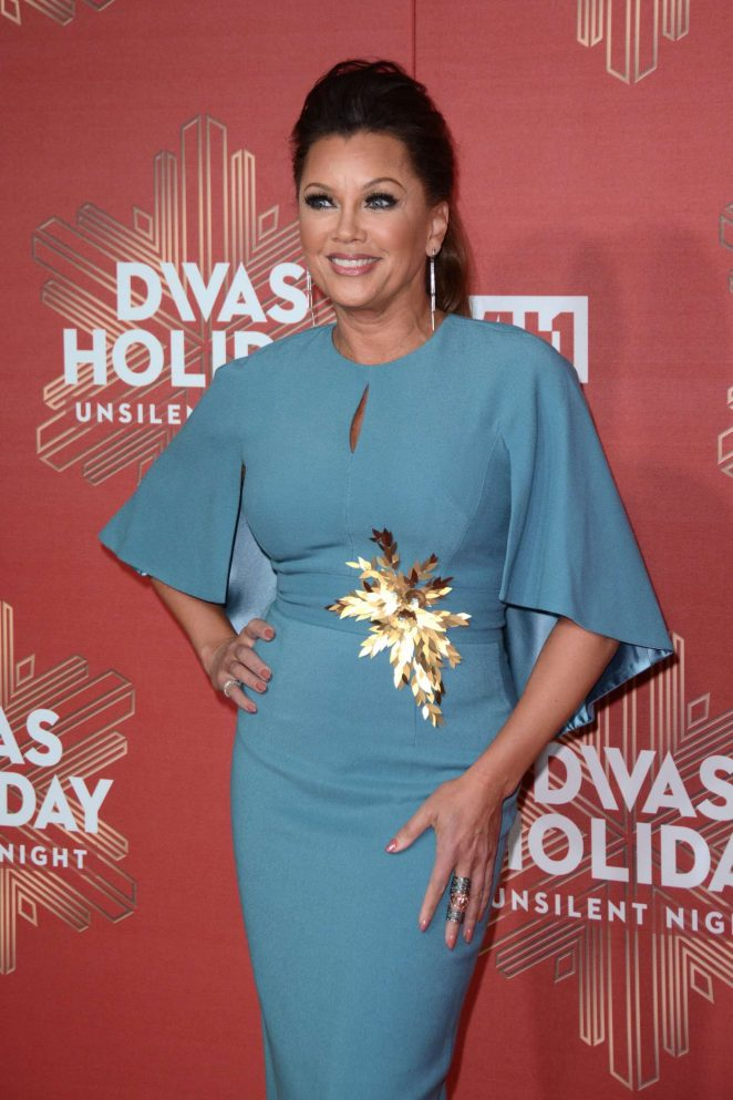 Vanessa Williams - 2016 VH1's Divas Holiday: Unsilent Night in NY