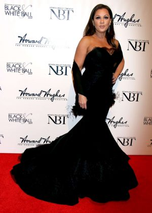 Vanessa Williams - 33rd Annual Black and White Ball in Las Vegas