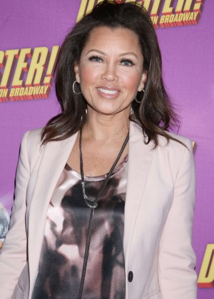 Vanessa Williams - 'Disaster' Broadway Opening Night in NY