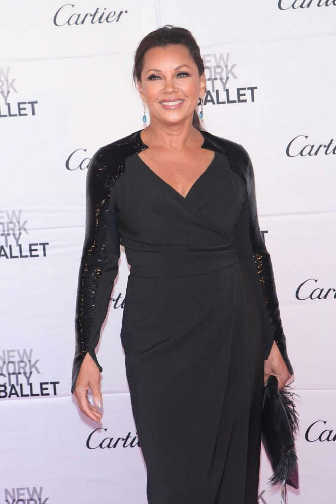 Vanessa Williams - New York City Ballet Spring Gala in NY