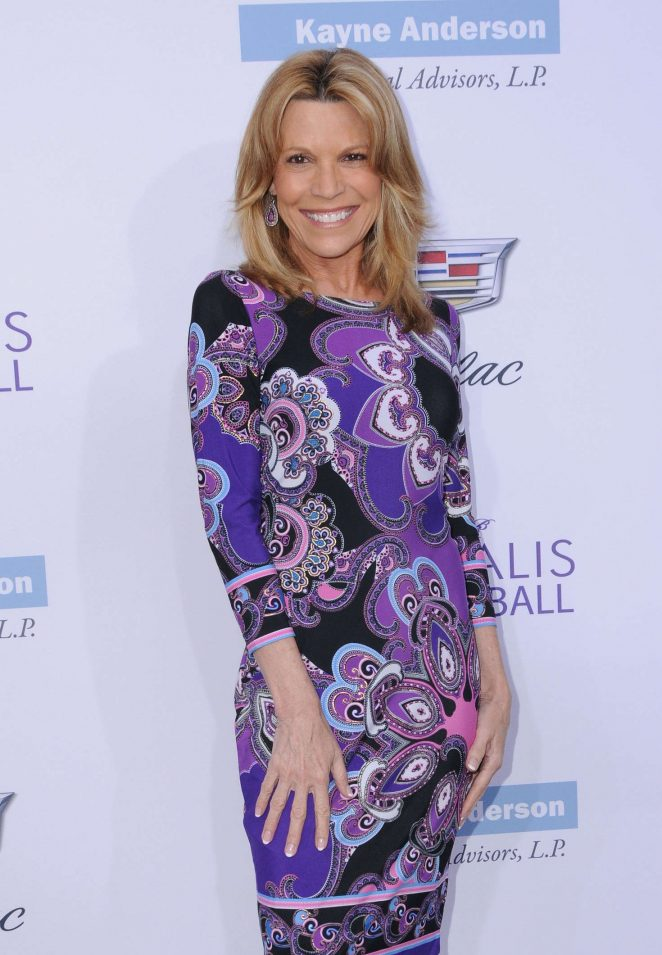 Vanna White - 15th Annual Chrysalis Butterfly Ball in LA
