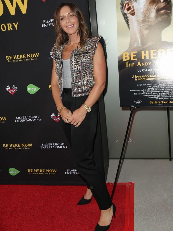 Vashti Whitfield - 'Be Here Now' Premiere in LA