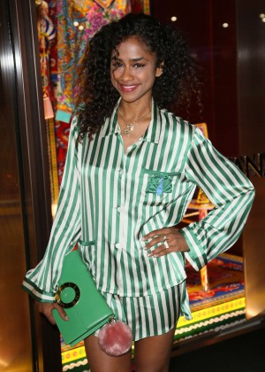 Vashtie Kola - The Dolce and Gabbana Pyjama Party 2016 in NYC