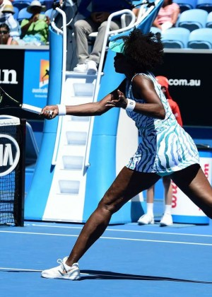 Venus Williams - 2015 Australian Open 2nd round