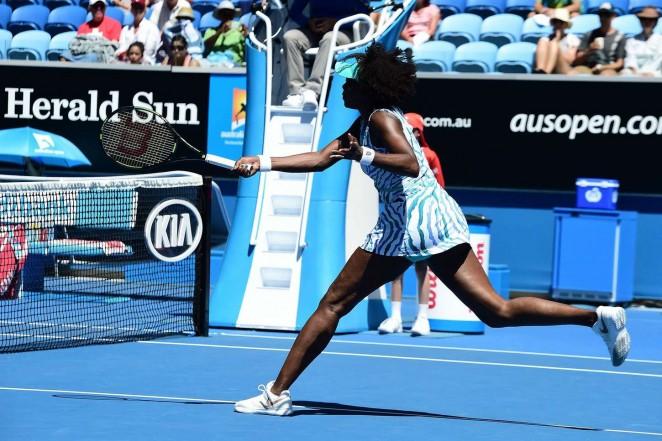 Venus Williams - 2015 Australian Open 2nd round