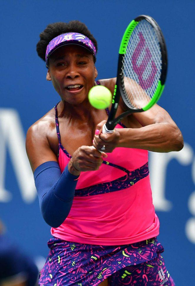 Venus Williams - 2018 US Open in New York City Day 1