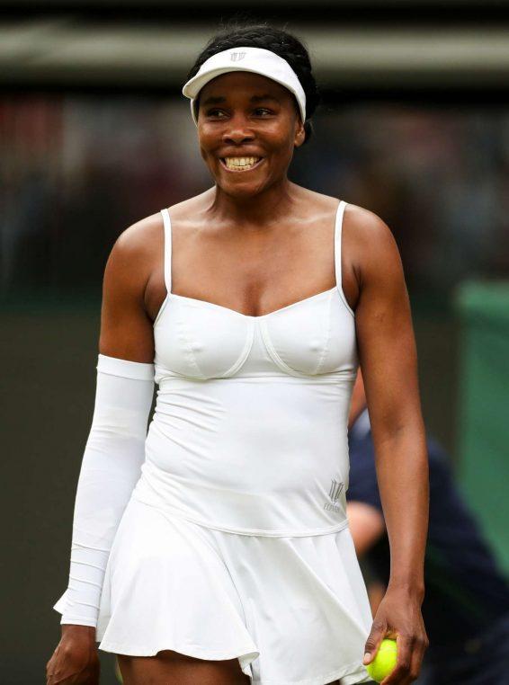 Venus Williams - 2019 Wimbledon Tennis Championships in London