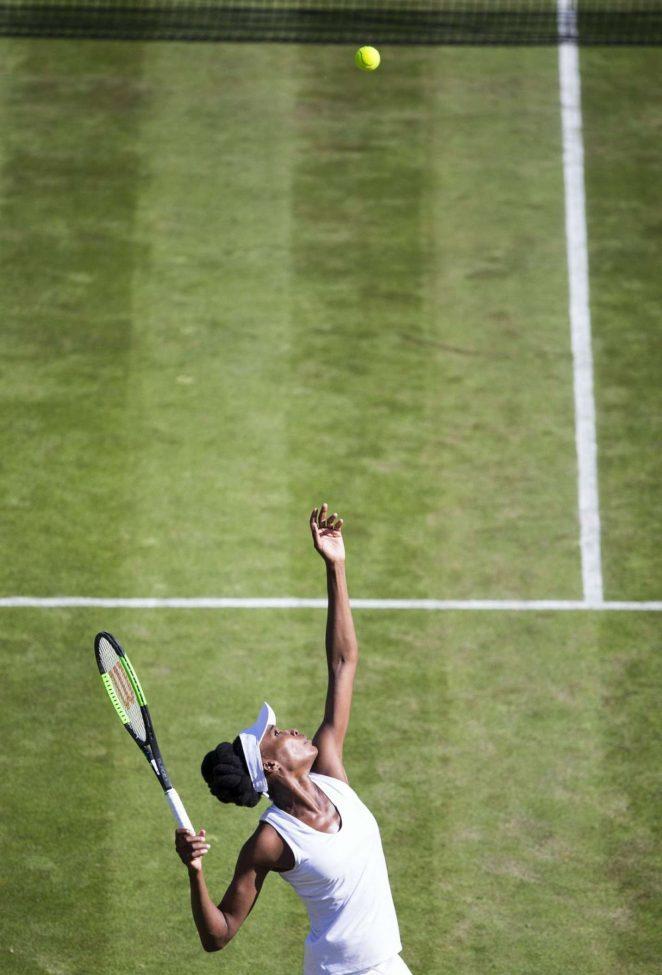 Venus Williams - Wimbledon Championships 2017 in London