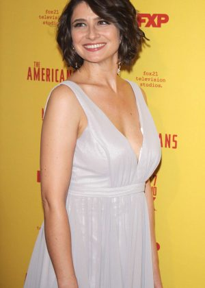 Vera Cherny - 'The Americans' Season 5 Premiere in New York City
