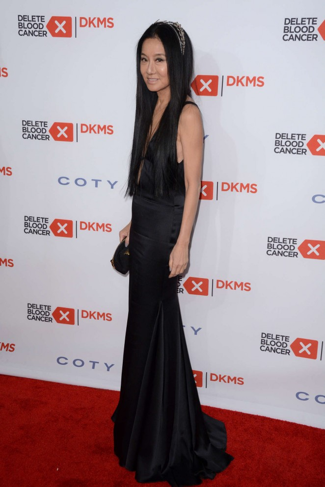 Vera Wang - 10th Annual Delete Blood Cancer DKMS Gala in New York
