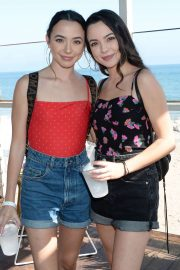 Veronica and Vanessa Merrell - Instagram's 3rd Annual Instabeach Party in Pacific Palisades