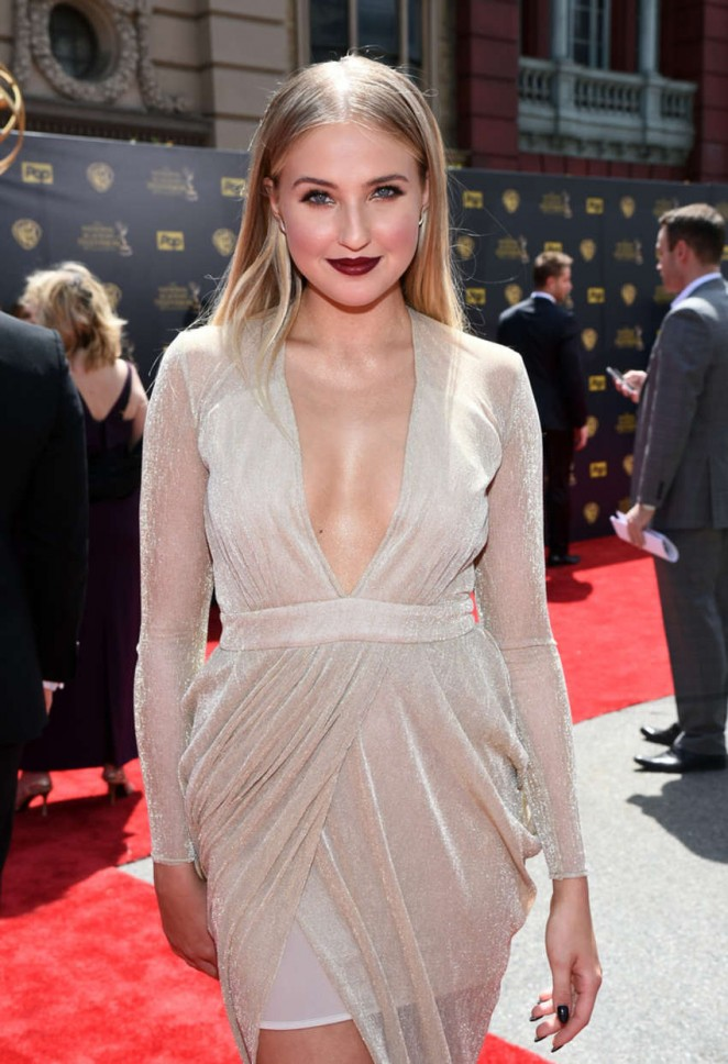 Veronica Dunne – 42nd Annual Daytime Emmy Awards in Burbank