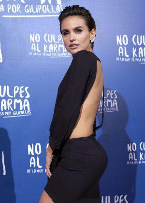 Veronica Echegui - 'No Culpes al Karma' Premiere in Madrid