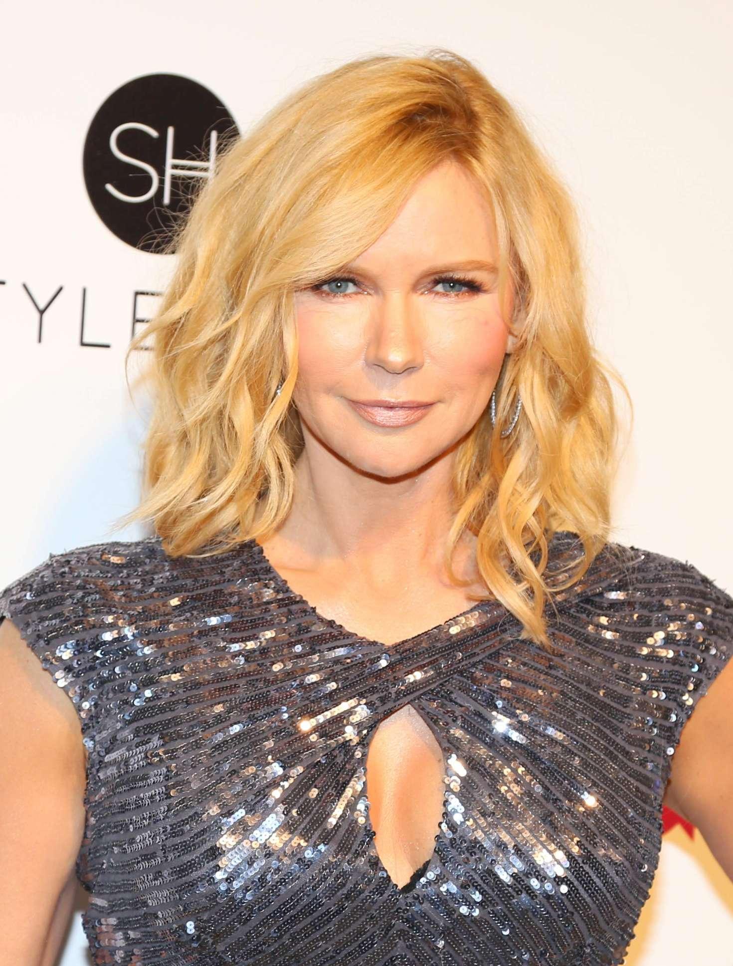Veronica Ferres: 2017 Elton John AIDS Foundations Oscar ...  Veronica Ferres...