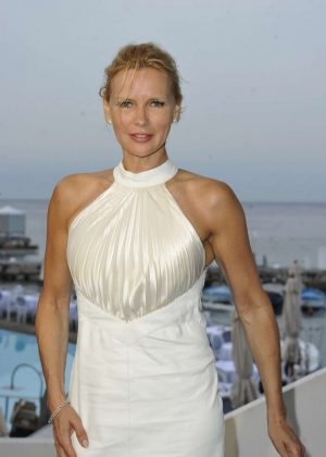 Veronica Ferres  at TV SHOW in Ischia Global Festival in Italy