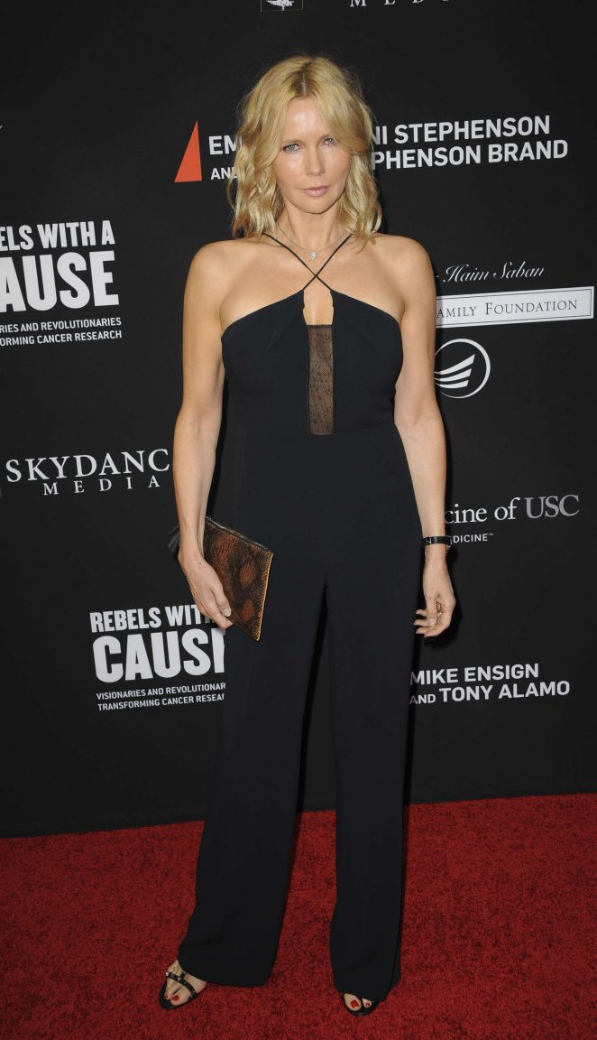 Veronica Ferres - Rebels With a Cause Gala 2016 in Los Angeles