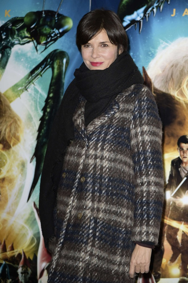 Veronica Logan - 'Piccoli brividi' Premiere in Rome