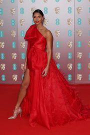 Vick Hope - 2020 British Academy Film Awards in London