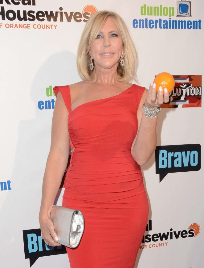 Vicki Gunvalson - 'The Real Housewives of Orange County' Season 11 Premiere in LA