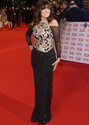 Vicki Michelle - 2015 National Television Awards in London