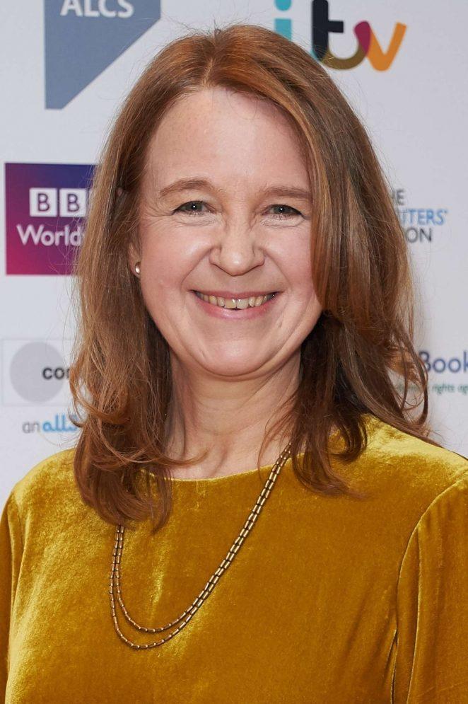 Vicki Pepperdine - Writers' Guild Awards 2018 in London