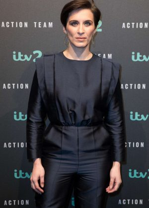 Vicky McClure - ITV2 'Action Team' Press Launch in London