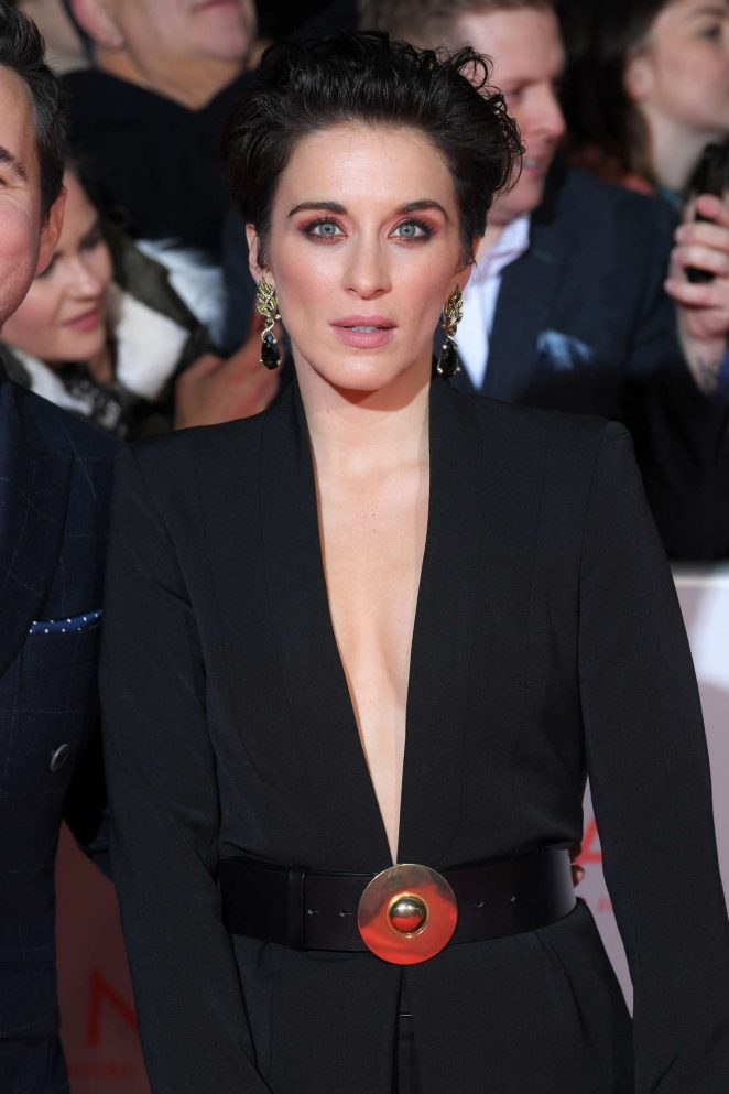 Vicky McClure - National Television Awards 2018 in London
