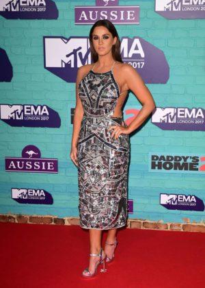 Vicky Pattison - 2017 MTV Europe Music Awards in London