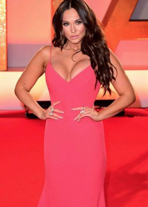 Vicky Pattison - 2019 National Television Awards in London