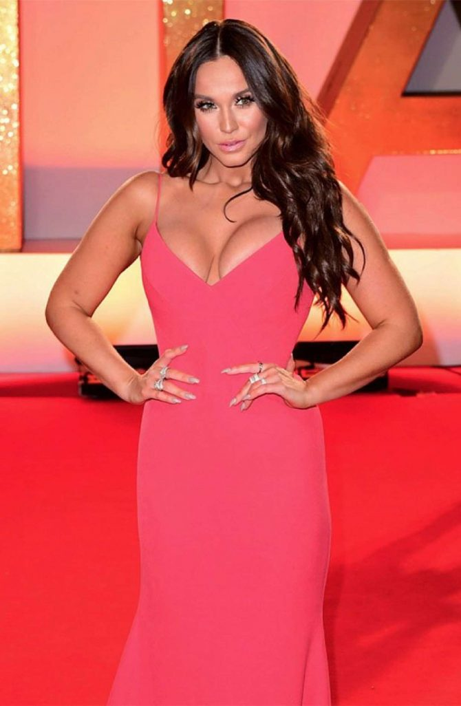 Vicky Pattison – 2019 National Television Awards in London