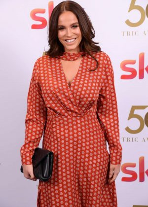 Vicky Pattison - 2019 TRIC Awards in London