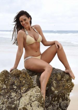 Vicky Pattison - Bikini Photoshoot in Australia