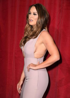 Vicky Pattison - British Soap Awards 2016 in London