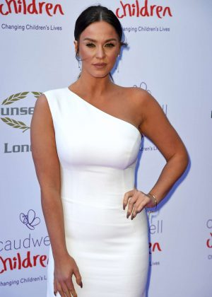 Vicky Pattison - Butterfly Ball 2017 in London
