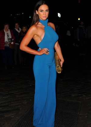 Vicky Pattison - Celebrates Her Birthday at Gilgamesh in London