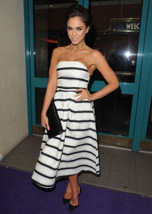Vicky Pattison - GavAid Quiz Night in London