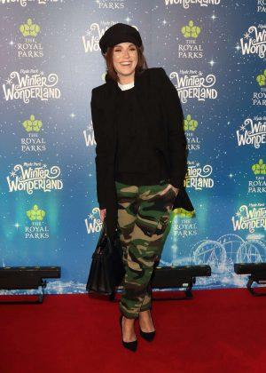 Vicky Pattison - Hyde Park Winter Wonderland VIP Launch in London