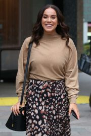 Vicky Pattison - ITV Studios in London