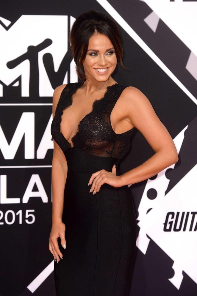 Vicky Pattison - 2015 MTV European Music Awards in Milan